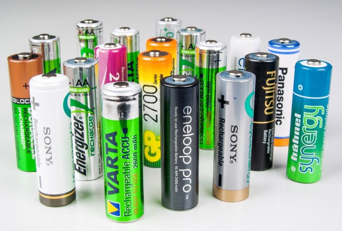 Zbiórka baterii