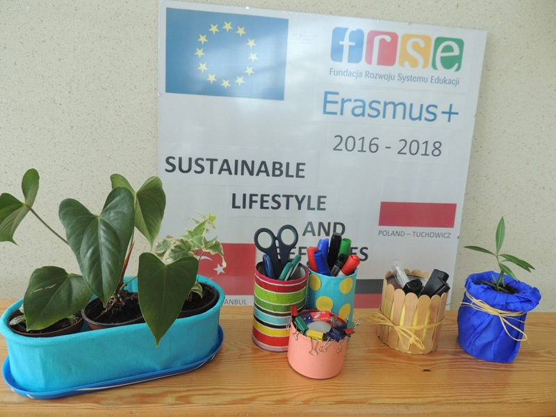 Zrównoważony rozwój i uchodźcy – ekologiczny biwak / Sustainable lifestyle and refugees – the ecological school camp